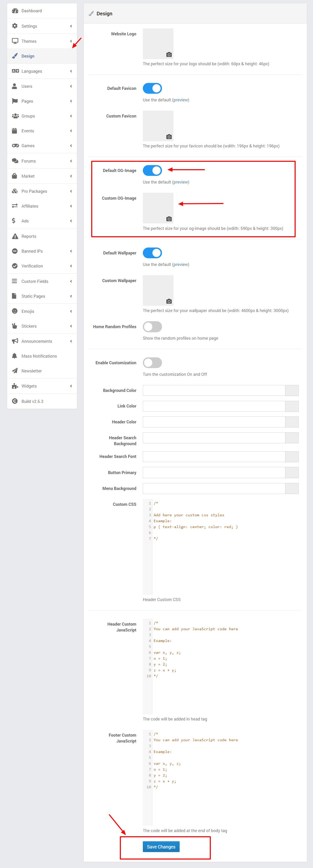 Change default og-image in Sngine – Sngine Blog